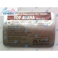 Дапоксетин 30 мг + Аванафил 50 мг